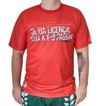 Camiseta Hino X9 Paulistana - Tamanho GG -