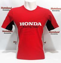 Camiseta Honda Moto GP Vermelha All Boy 260 -