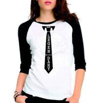 Camiseta How I Met Your Mother Wait For Raglan Babylook 3/4 - Eanime