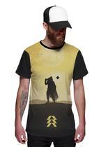 Camiseta Hunter Destiny Caçador e Fantasma Game - Di Nuevo