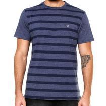 Camiseta Hurley Especial Nuvula Masculina - Marinho -