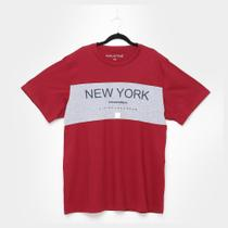 Camiseta Industrie New York Plus Size Masculina -