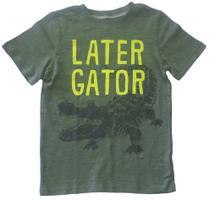 Camiseta Infantil Gator Carters -