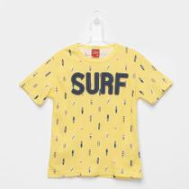 Camiseta Infantil Kyly Surf Masculina -