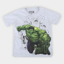 Camiseta Infantil Marvel Hulk Masculina -