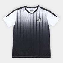 Camiseta Infantil Santos Strike - Braziline