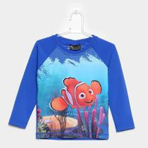 Camiseta Infantil Tip Top Estampa Nemo -