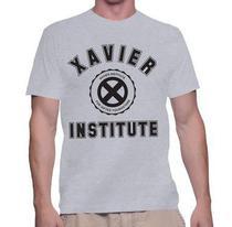 Camiseta Institute Xavier - Vilões Nerds