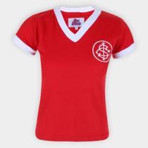 Camiseta Internacional Retrô 1976 Nº5 Feminina - Liga Retrô