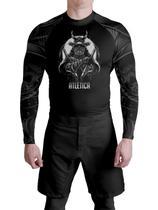 Camiseta Jiu Jitsu Gracie Black Samurai Atlética - Atlética Esportes