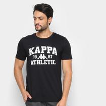 Camiseta Kappa Athletic Masculina -