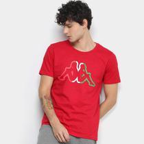 Camiseta Kappa Flag Masculina -