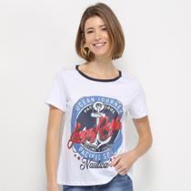 Camiseta Lança Perfume Descolada Pacif Soul Feminina -