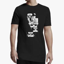Camiseta Longline - Personagens - Naruto - Jogador sete