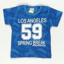 Camiseta Los Angeles 59 Azul - Hrradinhos 3fcdcb3e0be