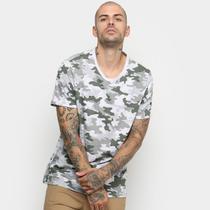 Camiseta Malwee Slim Estampada II Masculina -