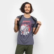 Camiseta Marvel Avengers Masculina -
