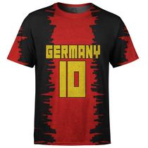 Camiseta Masculina Alemanha Germany md01 - Over fame