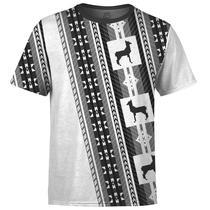 Camiseta Masculina Étnica Tribal Andes Md03 - Geral