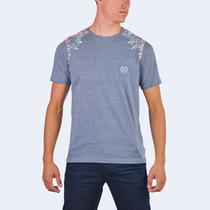 Camiseta Masculina Gola C Guilherme Augusto 134224 -
