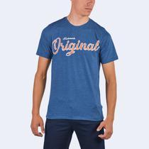 Camiseta Masculina Gola C Guilherme Augusto 134232 -