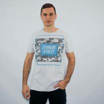 Camiseta masculina gola redonda urban street - Kohmar