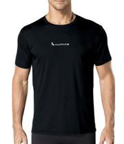 Camiseta masculina manga curta com proteção solar Lupo -