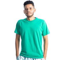 Camiseta Masculina Ogochi Básica Verde - Fernanda Ramos Store