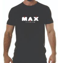 Camiseta Max Titanium - The Camisetas