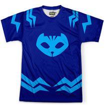 Camiseta Menino Gato PJ Masks - Color People