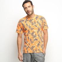 Camiseta Mood Flower Masculina -