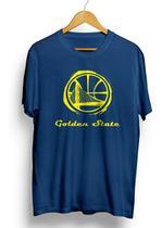 Camiseta Nba Basquete Golden State Warriors Draw - Playoffs