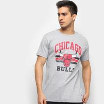 Camiseta NBA Chicago Bulls Team Arch Masculina -
