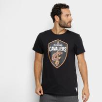 Camiseta NBA Cleveland Cavaliers Big Logo Masculina -
