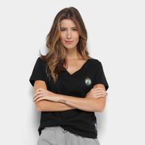 Camiseta NBA Mini Logo Boston Celtics Feminina -