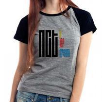 Camiseta Nct U 127 Dream V2 Kpop Babylook Mescla - Eanime