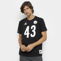 Camiseta NFL Pittsburgh Seellers Mitchell & Ness 43 Masculina