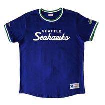 Camiseta NFL Seattle Seahawks Especial Azul - M&N - Mitchell & Ness
