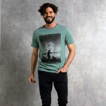 Camiseta Nogah Enjoy Verde -