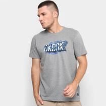 Camiseta Okdok Classic Grafite Masculina -