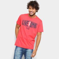 Camiseta Onbongo Live Onb Masculina -