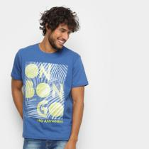 Camiseta Onbongo Take Me To The Beach Masculina -