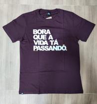 Camiseta Ondas e Trilhas Despojada B Bora Masculino Ad 2320 -