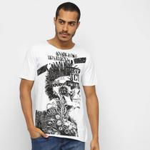 Camiseta OTN Anarchy Caveira Masculina -