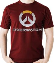Camiseta Overwatch - Camisa Blusa Game Geek M2