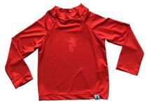 Camiseta para Praia Ecoeplay FPS 50+ Laranja -