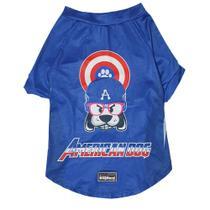 Camiseta Pet Dognerd American Dog - Dognerd Design
