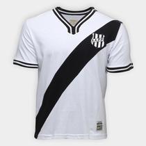 Camiseta Ponte Preta Retrô nº 10 1977 Masculina - Retrômania