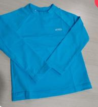 Camiseta  PROTEÇÃO UV 50 + tam 2(12 a 24 M) - Everly