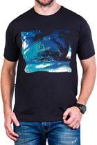Camiseta Rammstein Rosenrot 100% algodão - Bandalheira